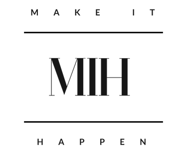 MIH Make it Happen Logo by Steffe Foto & Design